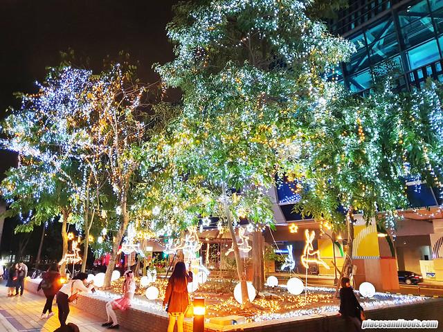 christmasland tree with led