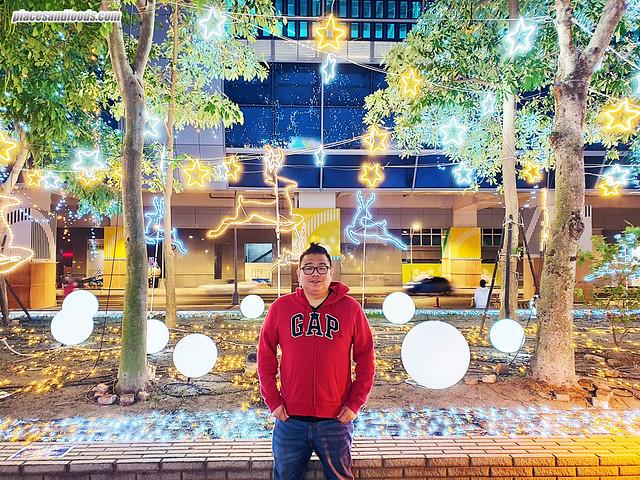 christmasland taipei illumination