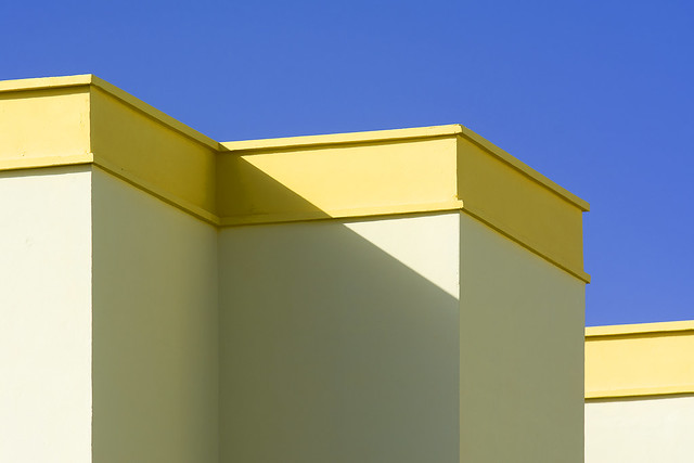 Yellow edge