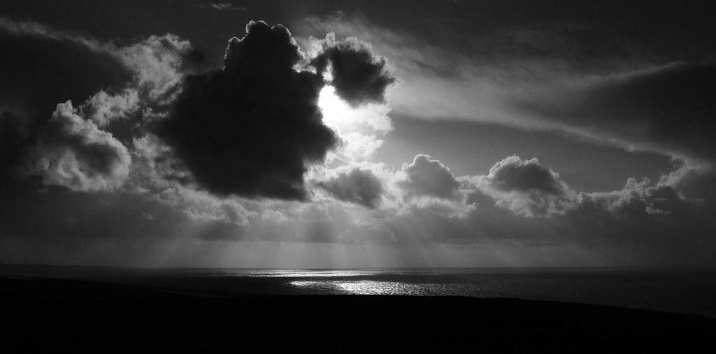 Jurassic Coast Seascape,  Abbotsbury, West Dorset