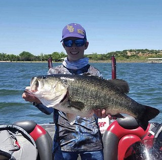 Junior State Record Largemouth Bass- Rod and Reel | by Texas Parks and Wildlife