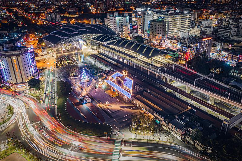 台中火車站|Taichung
