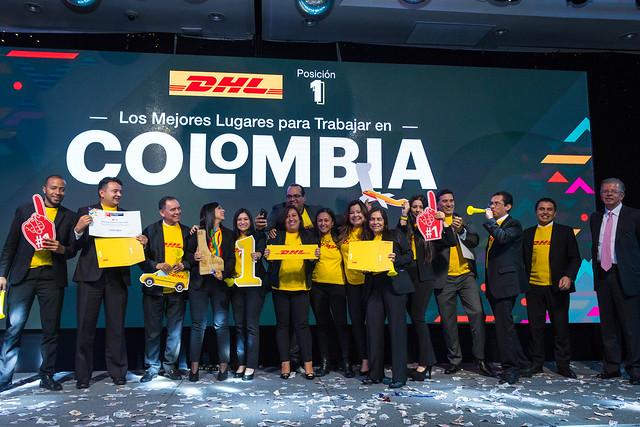 Los Mejores Lugares para Trabajar en Colombia 2019