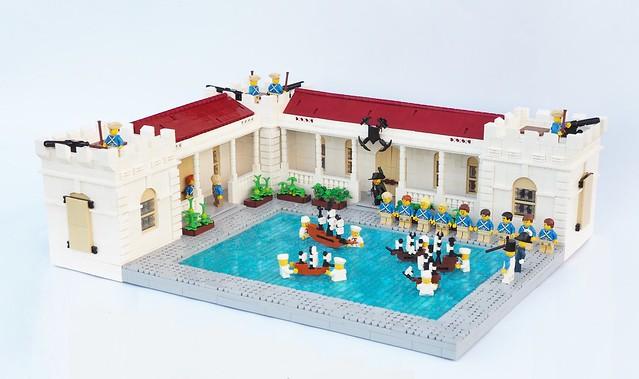 Naval Academy Wading Pool