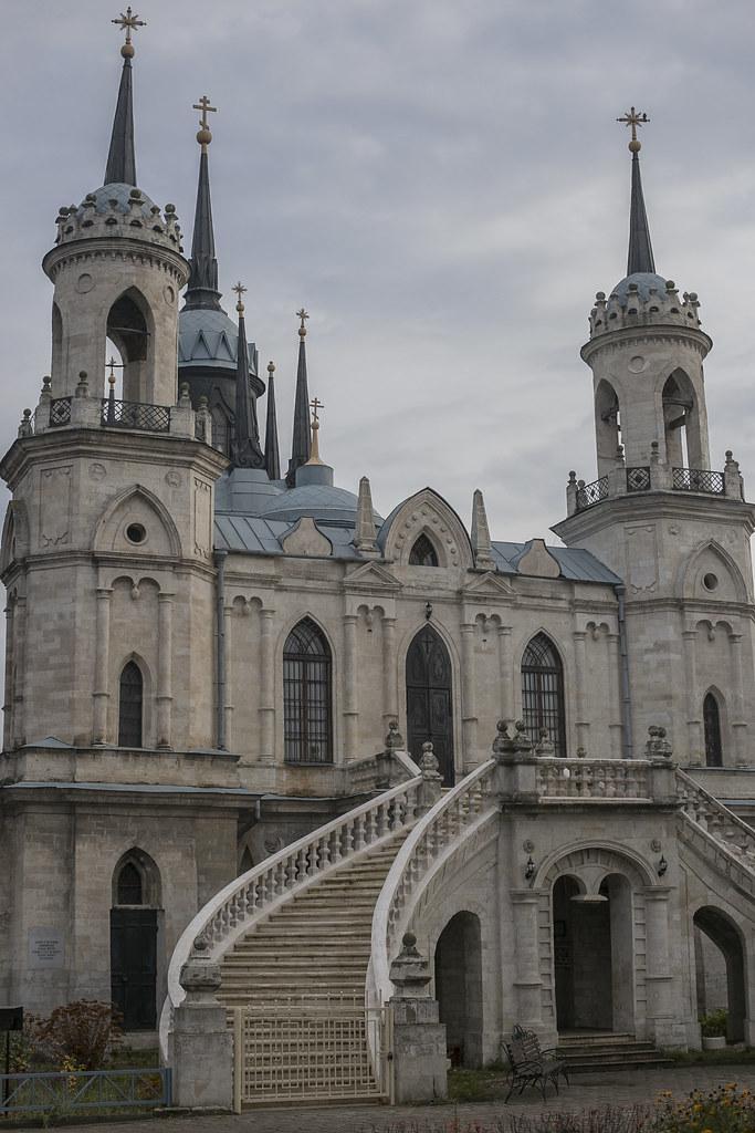 Быково_Владимирская церковь