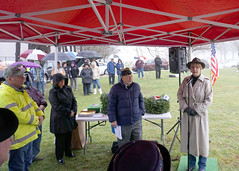 Rep. Zawistowski participates in Windsor Wreaths Across America