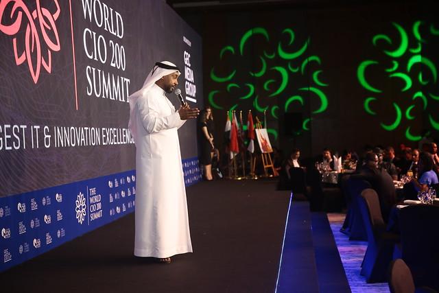 The World CIO200 Summit - Gala Dinner