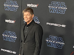 Rob Liefeld at the Star Wars the Rise of Skywalker Los Angeles Premiere - IMG_4594
