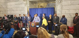 Governor Andy Beshear's Executive Action of Voting Rights Signing