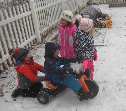 winter motor sports