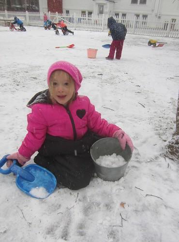 snow soup