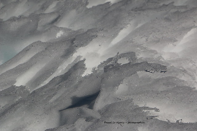 détail de glace - ice detail