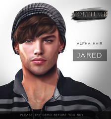Jared Hair @ man cave