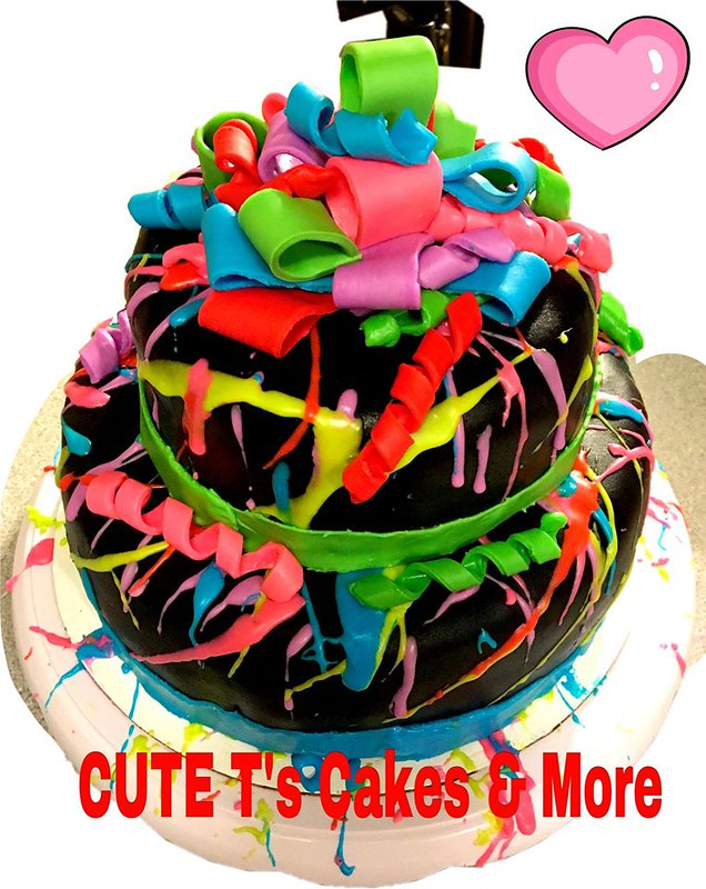 Cake by Cute T's Cake & More