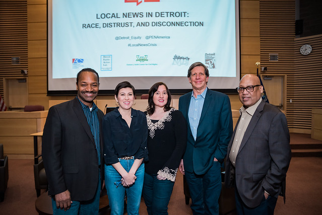 Local News in Detroit: Race, Distrust, and Disconnection