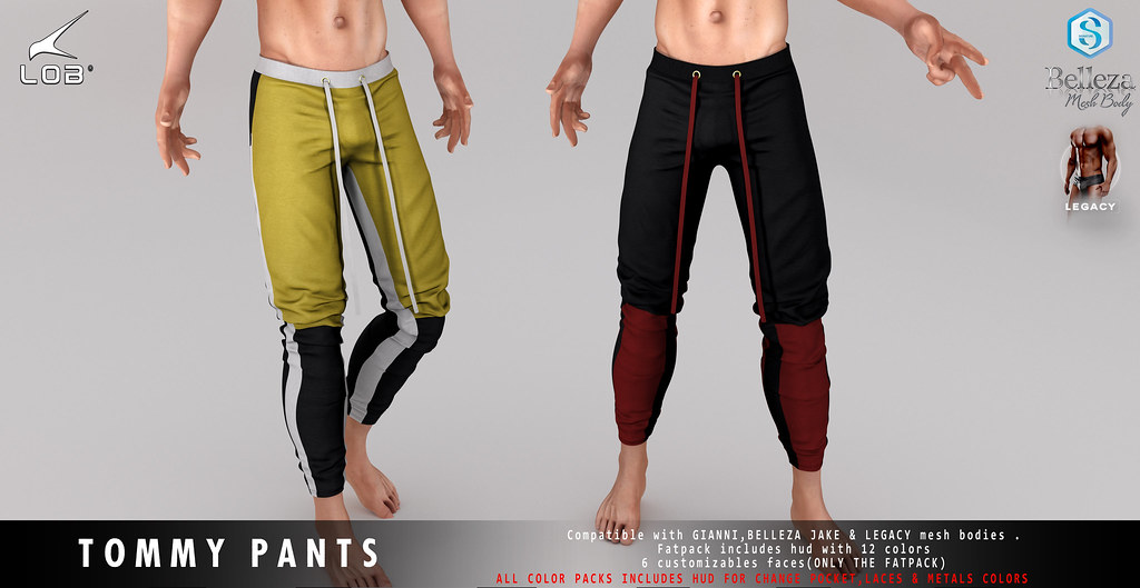[LOB] TOMMY PANTS