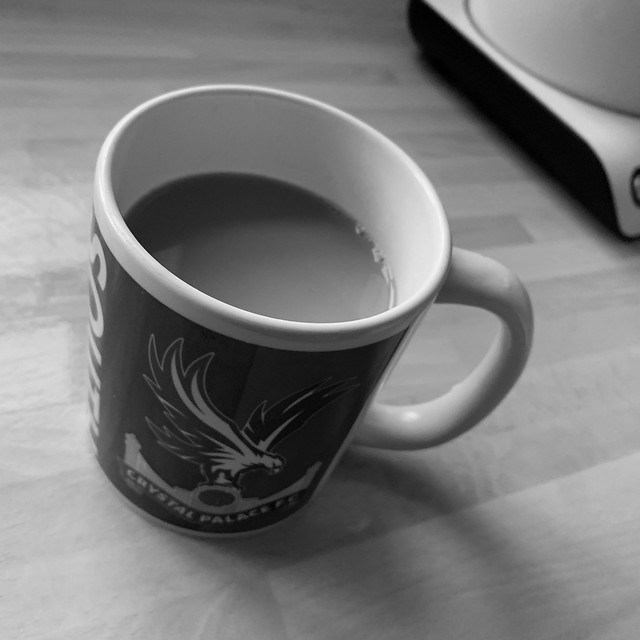 Coffee, with milk