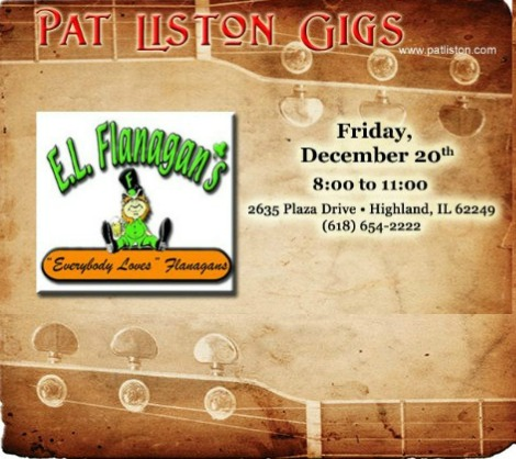 Pat Liston 12-20-19