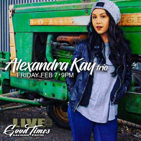 Alexandra Kay 2-7-20