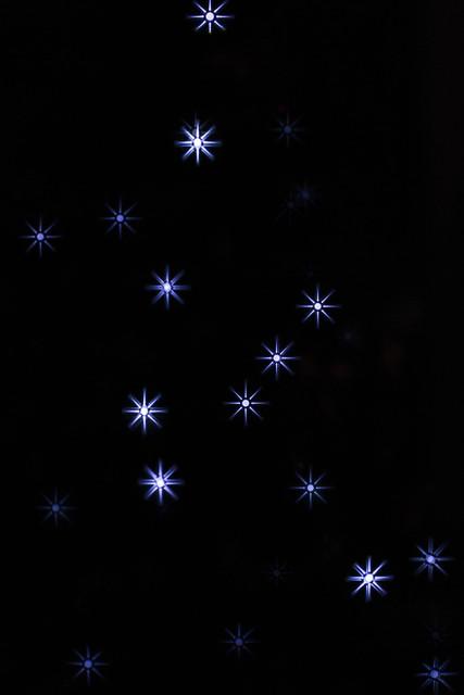 twinkle, twinkle ...