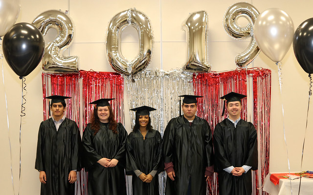 DCC Middle College Graduation Fall 2019