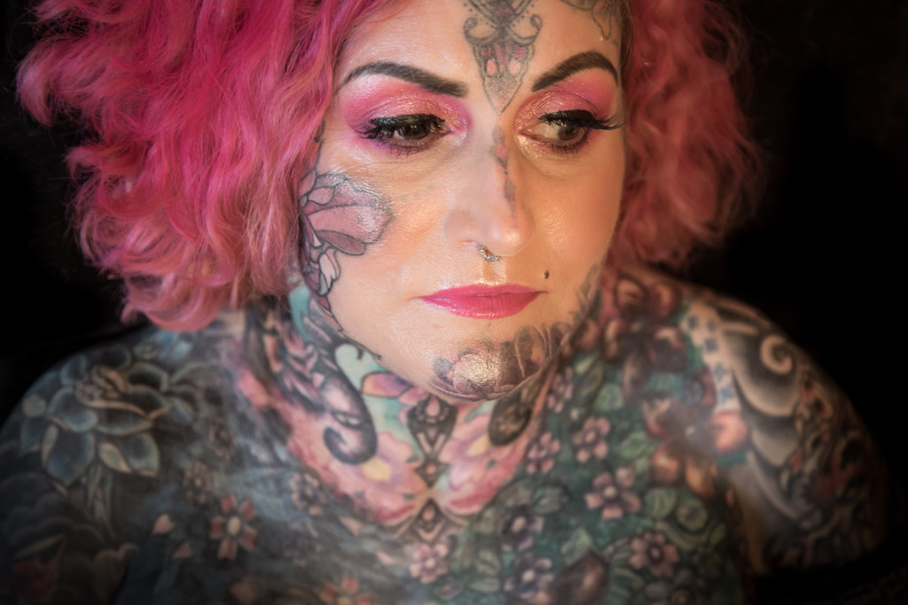 Portrait of the Painted Lady