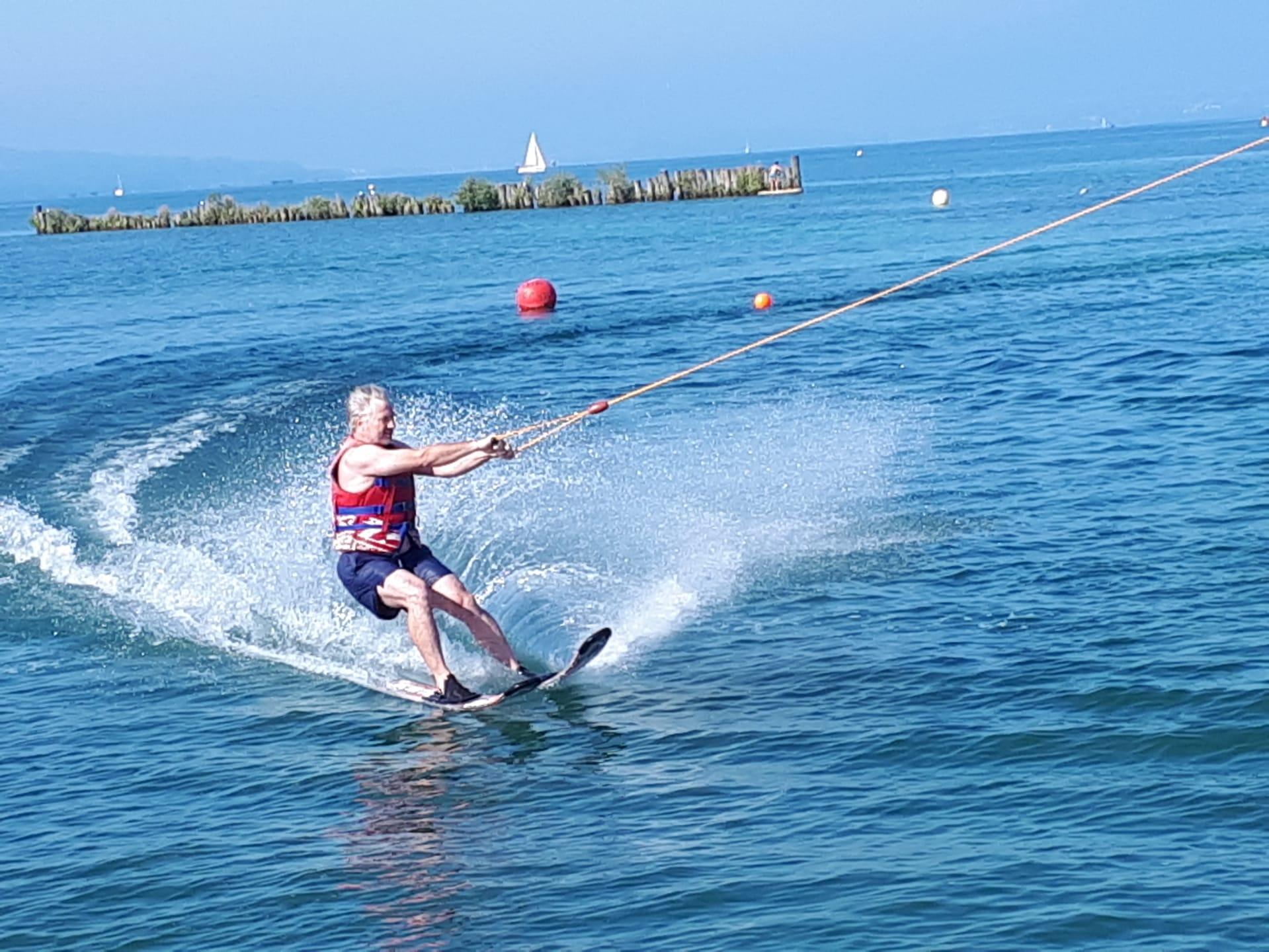 Wasserskifahren 25. August 2019