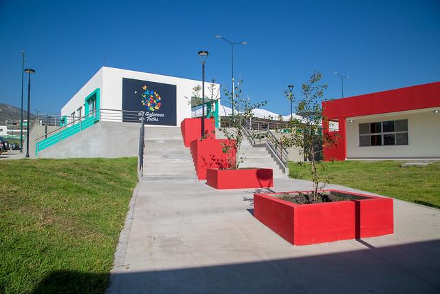 Inauguración Nueva Unidad Educativa Equinoccio - San Antonio