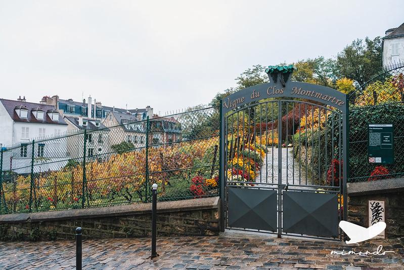 París en 1 día MontMartre