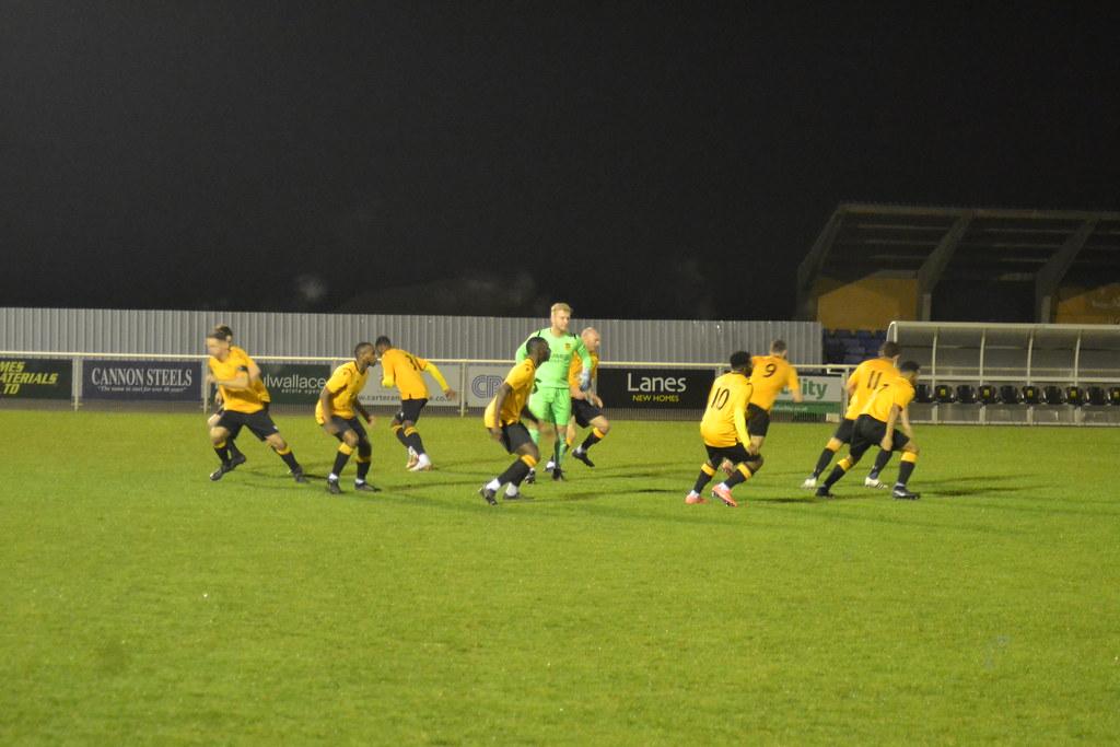 Cheshunt FC 3-1 Colney Heath FC (17-12-19)