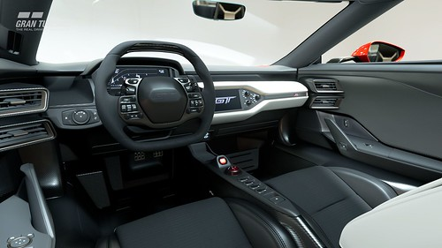 Ford GT '17 (N700) Cockpit