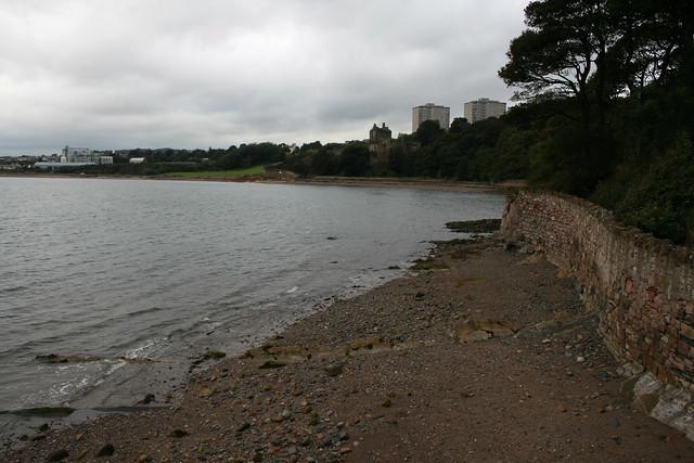 Ravenscraig Park near Kirkcaldy