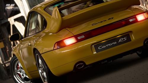 Porsche 911 Carrera RS Club Sport (993) '95 (N300)