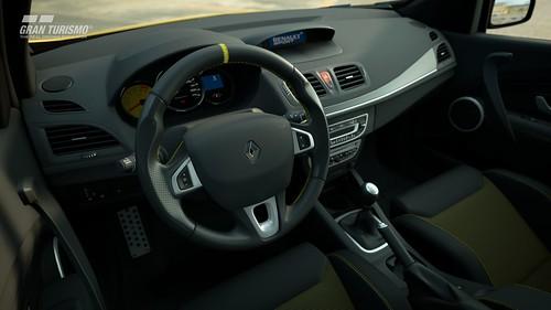 Renault Sport Mégane R.S. Trophy Safety Car (N300) Cockpit
