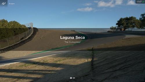 Laguna Seca Scapes