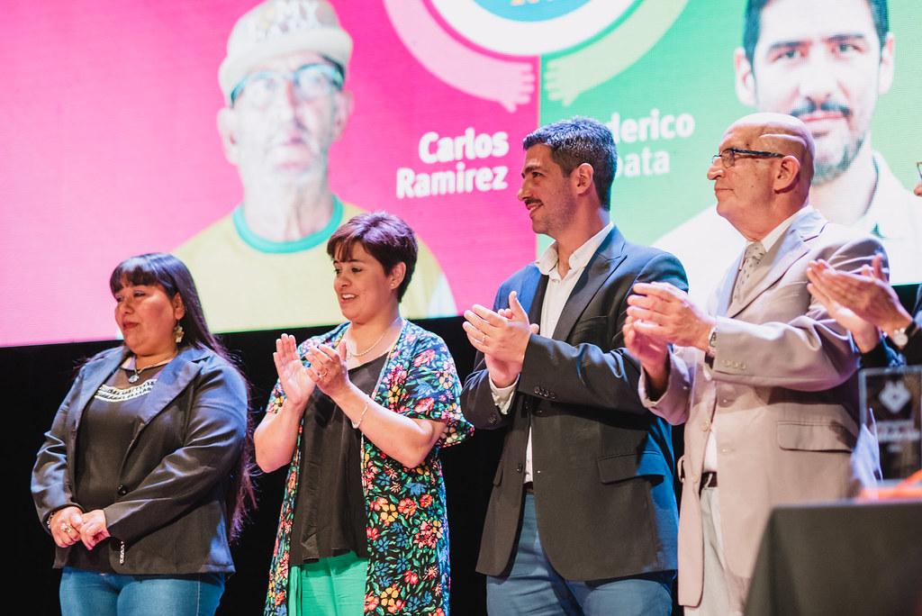 La responsable de un merendero obtuvo el premio Sanjuanino Solidario (12)