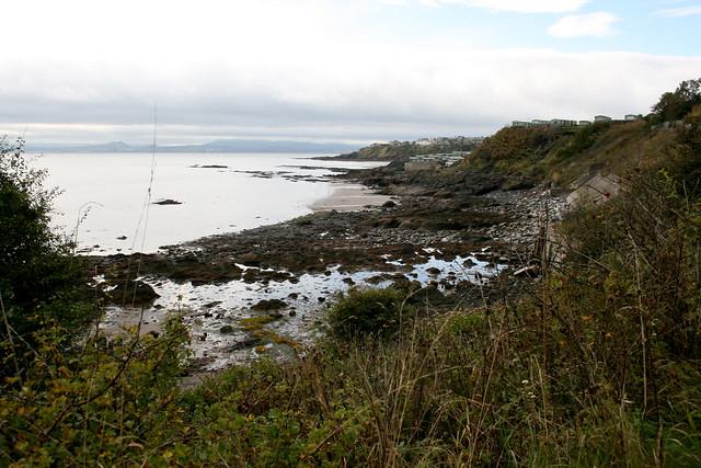 The Fife Coast Path near Kinghorn