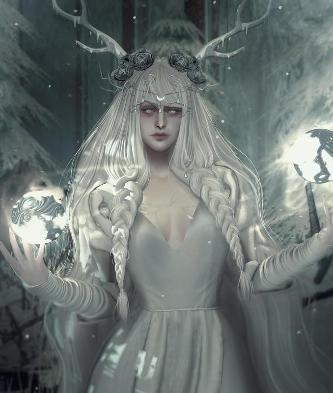Winter guardian.