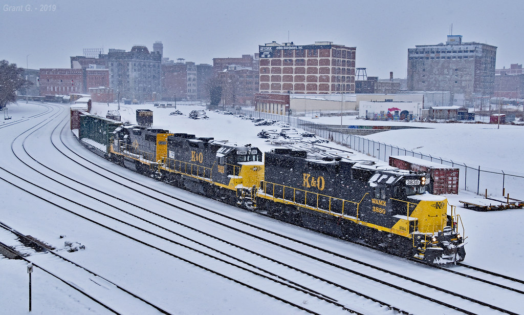 Northbound Transfer in Kansas City, MO
