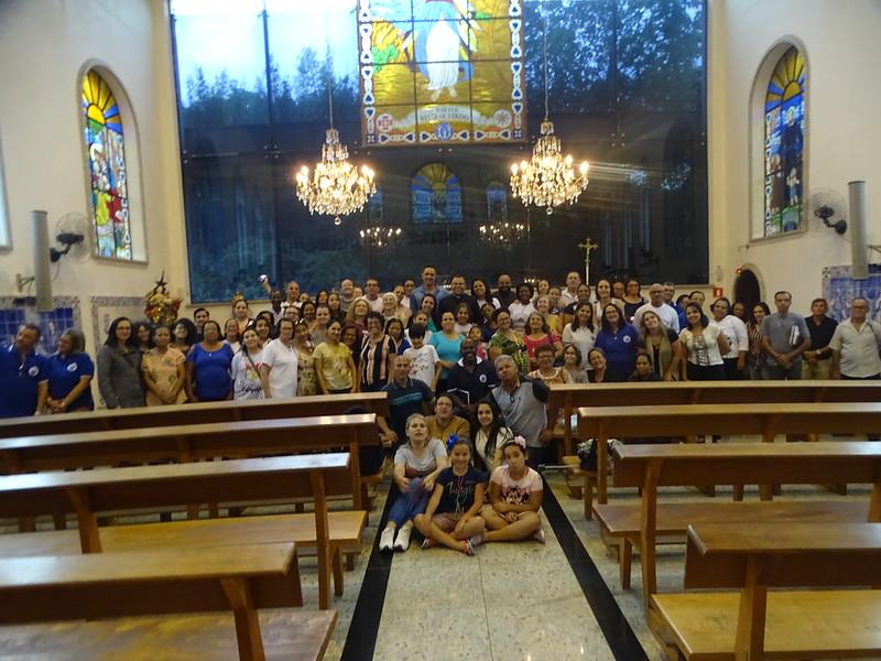 Assembleia Paroquial 2019 da Paróquia Sagrado Coração de Jesus – Stos Dumont