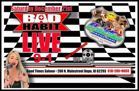 Bad Habit 12-21-19