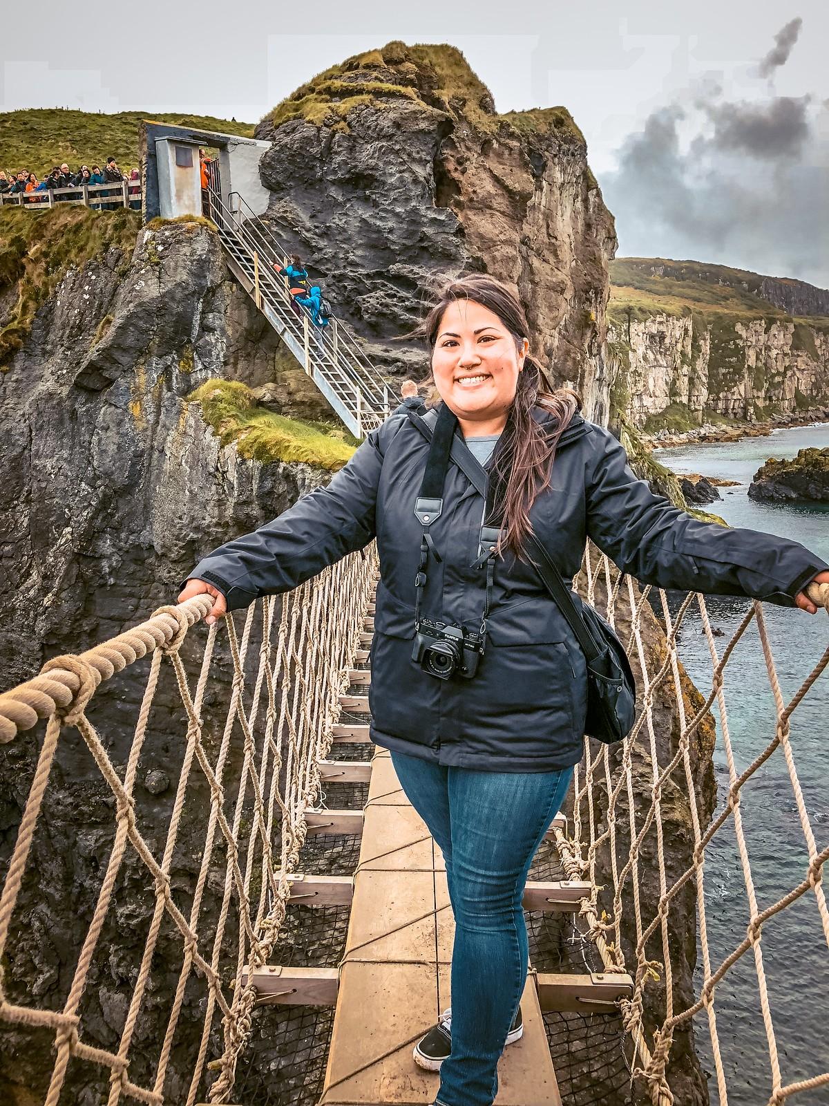 Carrick a Rede Bridge | Best Day Trips from Dublin