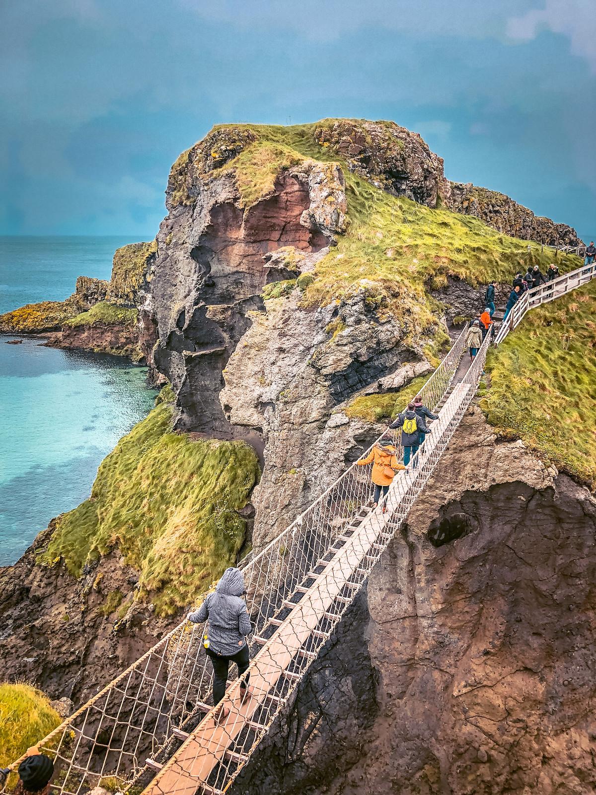 Carrick a Rede Bridge | Dublin Day Trips