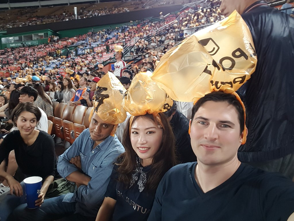 Lotte Giants 2017