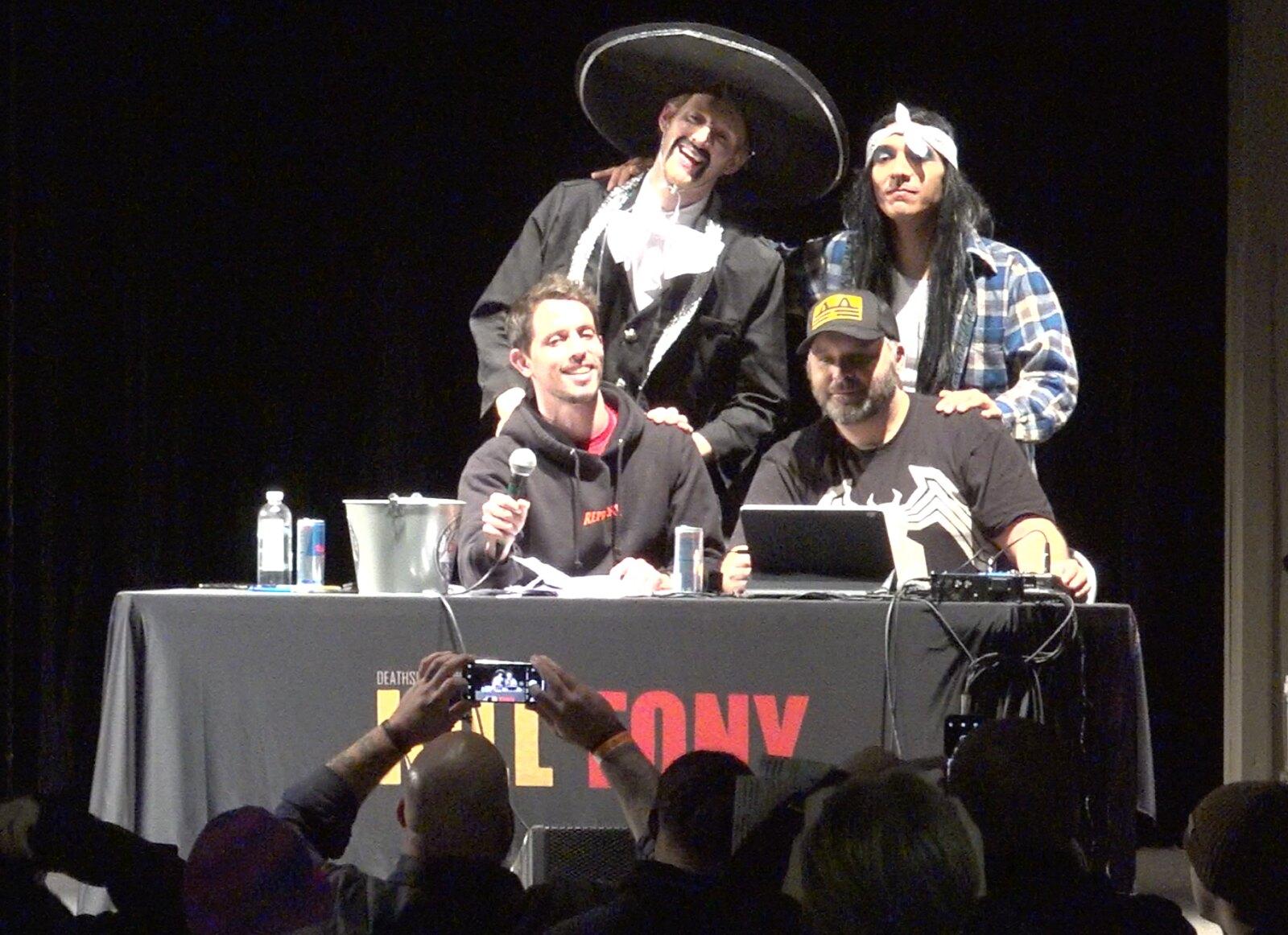 KILL TONY #420 – COLUMBUS