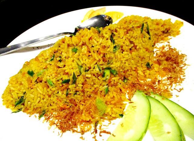 Le Saigon fried rice