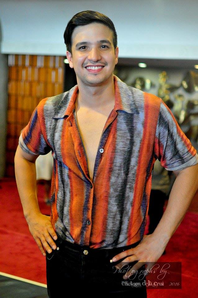 Markki Stroem at the Cultural Center of the Philippines, Photo by Erickson dela Cruz