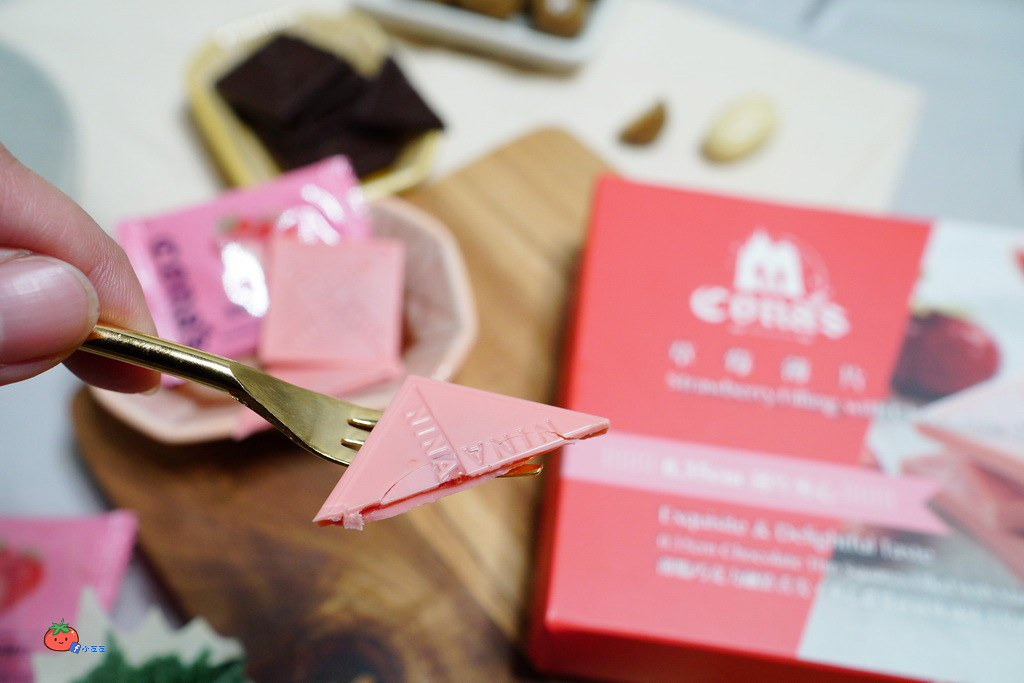 好吃黑巧克力推薦Cona's妮娜巧克力