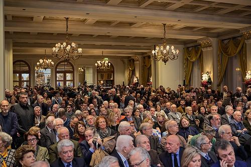 _CS03247_16.12.2019, Αθήνα: «Οριοθέτηση θαλασσίων ζωνών στη Μεσόγειο και ελληνοτουρκικές σχέσεις»