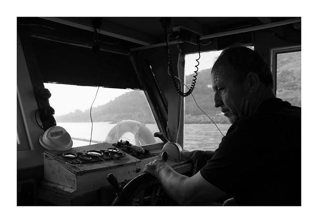 Trawler 1/15.  The Captain...